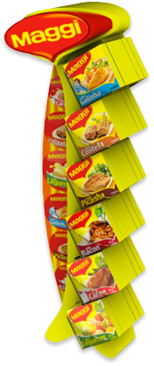 Display Carona Maggi